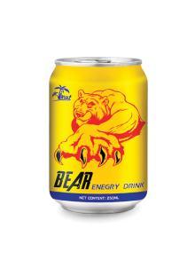 250ml Bear Energy Drink