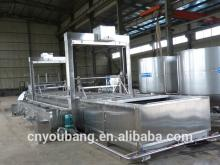 China Youbang  Factory   Fish  / Chicken / Poultry / Vegetable Food Cooking Machine