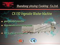 YQX-650A vegetables washing machine