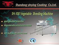 SH100 slivers cutting machine