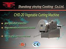 CHD20 vegetable cutting machine