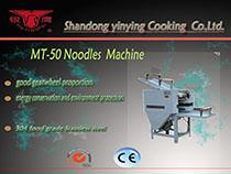 MT50 60 75I noodles machine