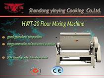 HWT-25 Dought Making