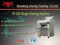 YMZD-350I Automatic Flour Presser Machine