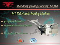 MT-120 Noodles Machine for industry
