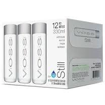 Voss Artesian Water/ Bottled Water For Sale