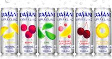 DASANI Sparkling Water in cans
