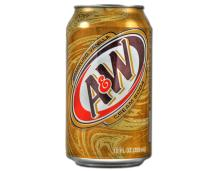 WHOLESALE A&W CREAM SODA/ SOFT DRINKS/ CANNED DRINKS