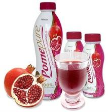 Pure Organic Pomegranate Juice - Pressed 100% Natural