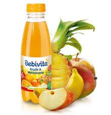 Bebivita Mixed Fruit Juice Multi Vitamins
