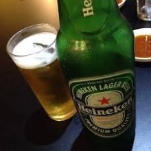 available Heineken Beer