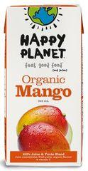 Happy Planet Organic Mango Juice