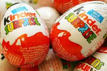 Kinder Joy and Kinder Surprise Eggs