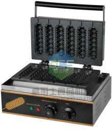 110v 220v Electric 6 pcs Lolly waffle maker Waffle stick Hot dog waffle machine