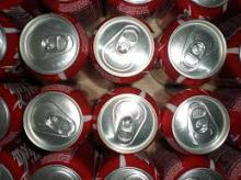 Soft Drinks - Soft Drink Coca Cola - Fanta- Sprite Can 330ml