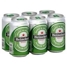 Canned Beer Heinekens....330ml
