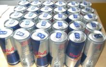 250ml Cans Red Bull Energy Drinks
