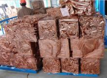 copper scrap/aluminium scrap/hms1/hms2/rail scrap