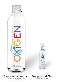 OXiGEN water & shot For Sale