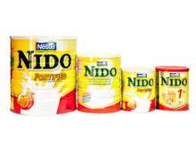 Nestle Nido milk powder (Arabic /English Text)