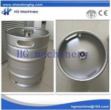 new european standard standard steel beer keg for brewery/pub