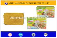 Wet bouillon cubes chicken soft stock cube