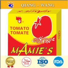 Tomato flavor cube , tomato bouillon cube