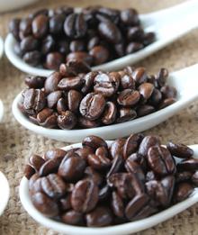 Arabica roast beans