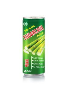 250 ml Raw Sugarcane juice
