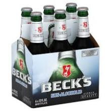 Non Alcoholic Becks Beer