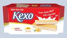 Kexo Cream wafer cake butter milk flavor