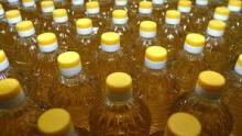 100% Refined vegetable sunflower oil