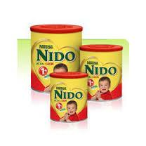Red Cap Nido Milk from Netherlands