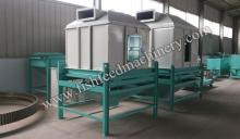 Counter-flow Type Fish Feed Cooler