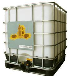 Sunflower oil Soybean oil Canola oil Cotton seed oil Peanut oil