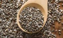 Black   Chia   seed s for sale