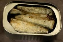 Canned Seafood Sardine