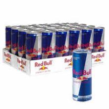 Original Red Bull Energy Drink, Original, 8.4-Ounce (Pack of 24) Fresh