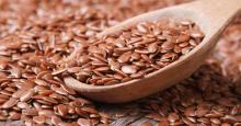Raw Flax Seeds with high quality for sale