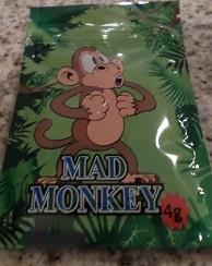 Mad Monkey Herbal Incese Blend