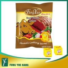 Halal Beef Flavor Bouillon Cube Powder