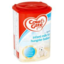 COW & GATE INFANT MILK POWDER ALL STAGES