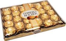 Ferrero Rocher Chocolates Italian origin