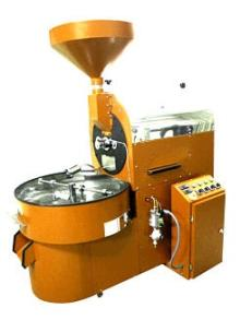 COFFEE ROASTER 15 kg professional style
