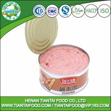 Preserved/canned Meat/Poultry canned corned beef halal beef wholesale