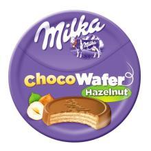 Milka Toffees 36g, Milka Choco Jaffa 128g, Milka Pieguski 135g, San Cookies Holenderskie 168g