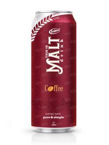 Malt Drink With Coffee Flavor 500ml