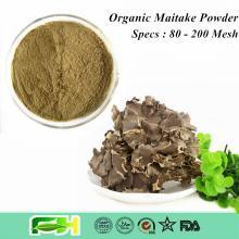 NOP & EOS Certified Organic Grifola Frondosa , Organic  Maitake  Mushroom , Organic  Maitake   Powder