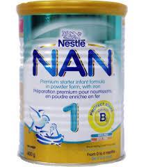NESTLE NAN INFANT BABY POWDER