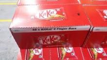 Kit Kat chunky, white, peanut,Kit kat 4 fingers 45g